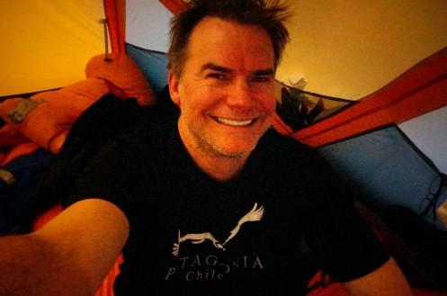 Kevin Vann selfie pic